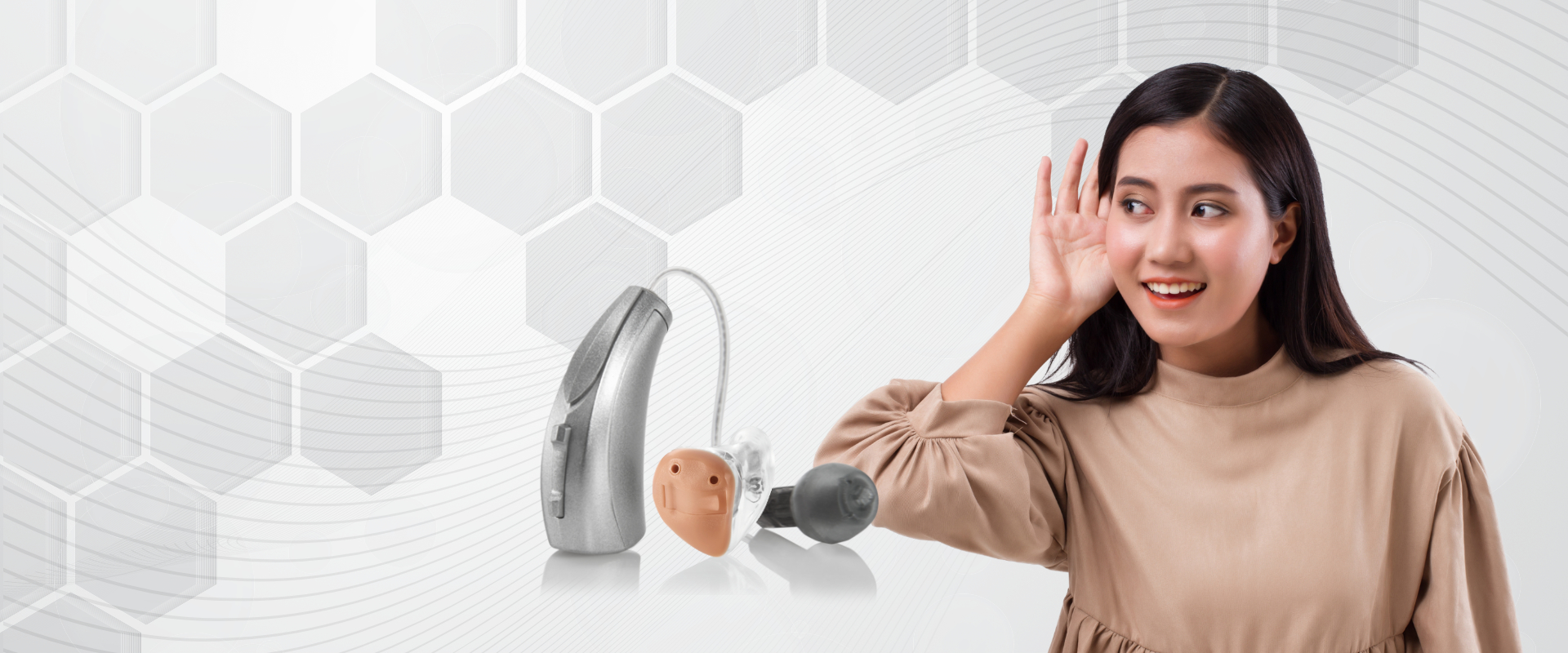 Hearing aid free 30 days trial