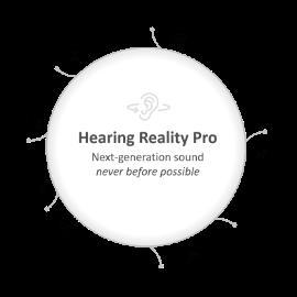 hearing reality pro