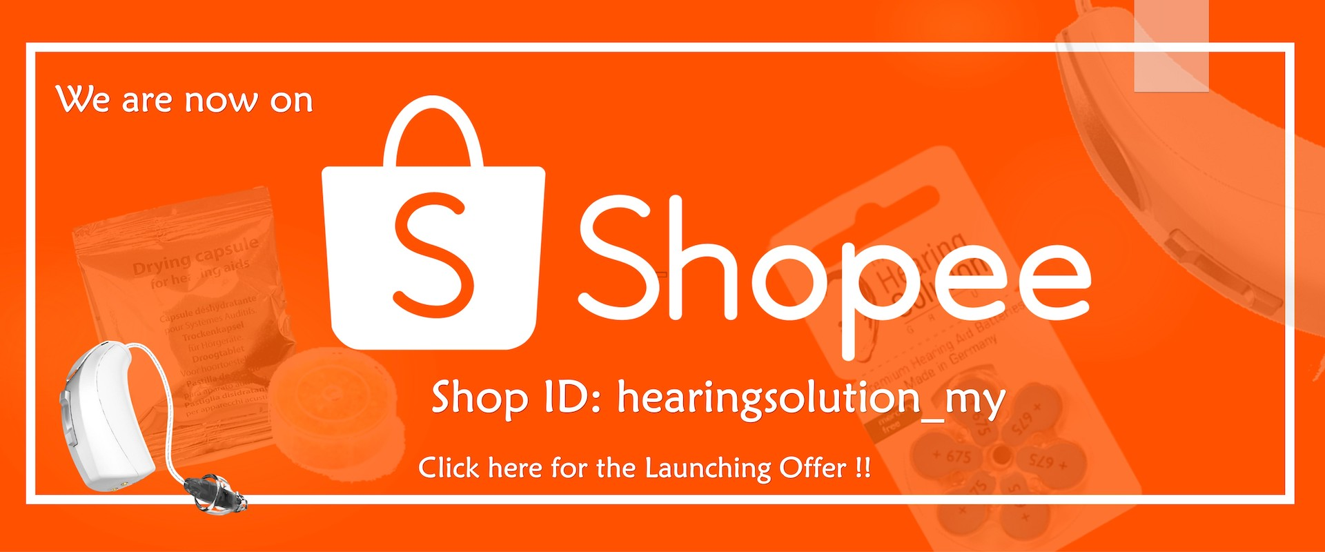 Shopee Hearing Solution